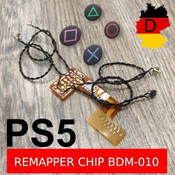 PS5 DualSense Controller Remapper Mod Chip BDM-010