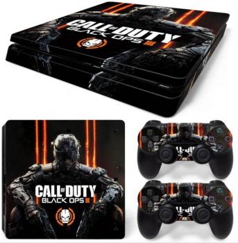 Skin PS4 Slim - CALL of DUTY