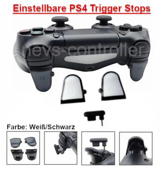 PS4 Trigger Stops 3 in 1 EINSTELLBAR