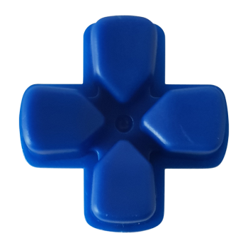 PS4 Basic Steuerkreuz - Blau