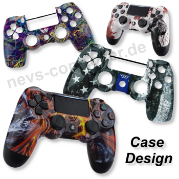 PS4 Front Cover Case | Designauswahl
