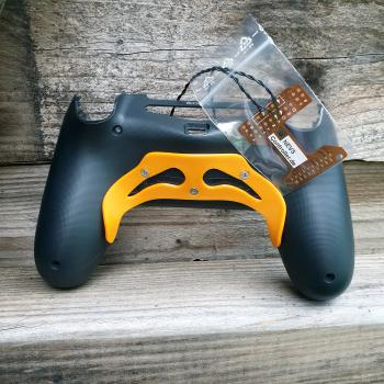 PS4 Controller Umbaukit mit Hammerhead in Orange