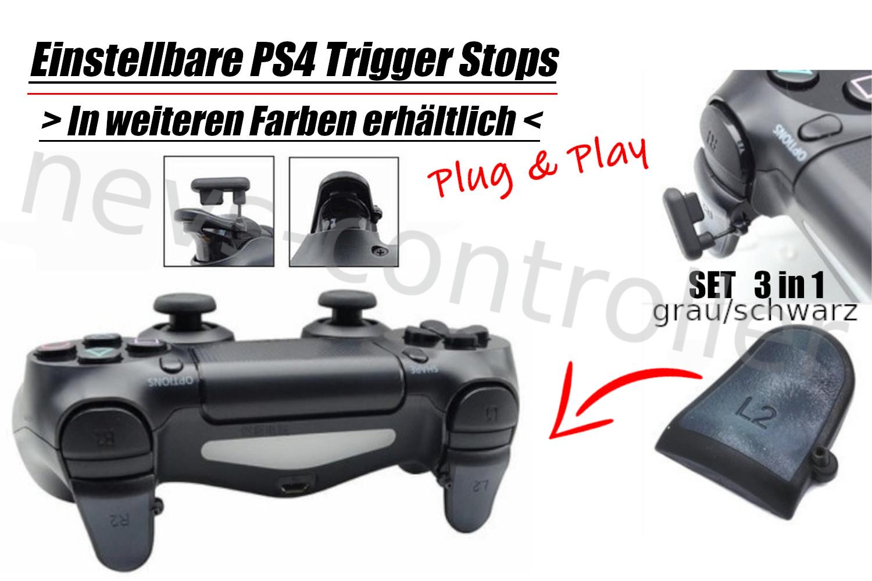 ps4 trigger stops selber bauen