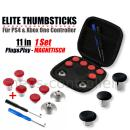 Elite Thumbsticks Set - Rot