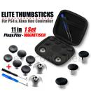 Elite Thumbsticks Set - Schwarz